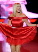 Suzanne Somers @ The Heart Truth's Red Dress Collection (2/9/11) x3HQ