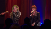 Avril Lavigne duet with Pat Benatar - Love Is A Battlefield - Oprah 04/13/2011 720p MPEG2 5.1