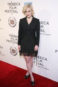 Даниэль Райли Кеох, фото 12. Actress Riley Keough attends the premiere of 'The Good Doctor' during the 2011 Tribeca Film Festival at BMCC Tribeca PAC on April 22, 2011 in New York City., photo 12
