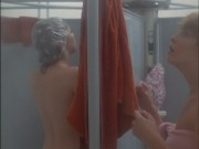 Jamie Lee Curtis - Prom Night (1980) (towel/bra)