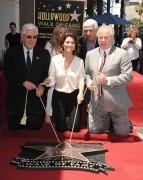 Shania Twain by Casa Twain: Shania receiving her Hollywood Walk of Fame star. June 2 2011