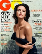 Adriana Lima GQ Germany Cover (July 2011)