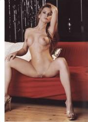Aura Cristina Geithner desnuda H Extremo Mayo 2011 [FOTOS] 53